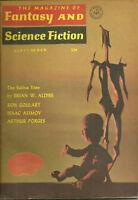September 1965 Fantasy & Science Fiction ARTHUR PORGES