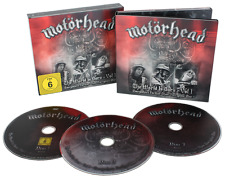 MOTORHEAD 2 CD/DVD Box set The Wörld Is Ours Vol.1-IRON MAIDEN-AC/DC-METALLICA