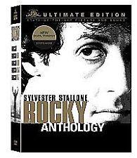 Rocky Anthology (DVD, 2005) Sylvester Stallone