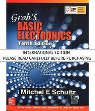 Grob's Basic Electronics, 10th ed. by Mitchel E. Schultz