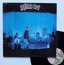 "Vinyle 33T Genesis  ""Live"""