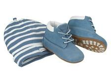 Timberland Boys Navy Blue Cribs Boots