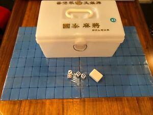 Sealed Medium Size MahJong Set Chinese MAJIANG 5kg Size 40 AU STOCK