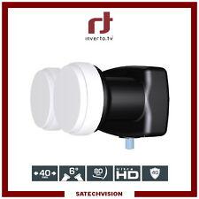 LNB Monoblock Single 6° Inverto Black Pro 0.2 dB Gain 62 dB Full HD 3D Ultra HD