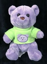 Animal Alley Teddy Bear Plush Purple Green Stuffed Animal Toys R Us