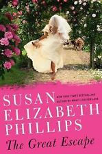The Great Escape by Susan Elizabeth Phillips (2012, Hardcover) Novel