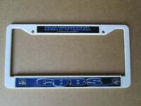 DAYTONA CUBS LICENSE PLATE CLASS HIGH A OF THE CHICAGO CUBS