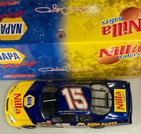 2003 Action Michael Waltrip#15 NAPA / Nilla Wafers Monte Carlo 1:24