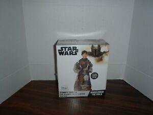 """Star Wars Mandalorian The Child Comfy Throw Blanket W/Sleeves for Kids 48"""" NEW"""