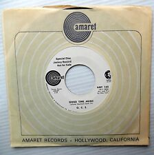 O.C.S.Orange Colored Sky PROMO 45 Good Time Music You Can't Kill Rock & Roll DMG