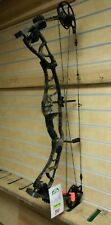 Martin Archery Lithium LTD compound bow RH 60# brand new with tag Mossy Oak camo