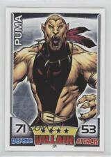 2011 Topps Hero Attax Marvel Puma #171 1i3