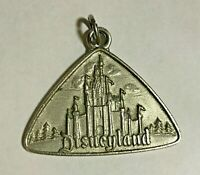 Vintage 1960's Walt Disney Productions Disneyland Tomorrowland Pendant/Keychain