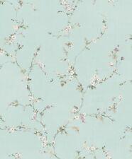 Essener Tapete Primavera 7515 Bümchen Blumen blau Vliestapete Vlies Masi