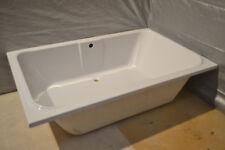 Rechteck Badewanne Riho Sobek 180x116 cm mit Füßen