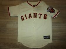 Tim Lincecum San Francisco Giants MLB World Series Majestic Jersey Youth M 10-12