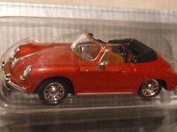 1:43 Scale 1960's PORSCHE 356 B  by DeAgostini
