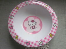 HELLO KITTY BABY/TODDLER BOWL - TRUDEAU PLASTIC