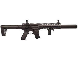 Sig Sauer MCX .177 Caliber CO2 Powered 30 Rounds Black Air Rifle