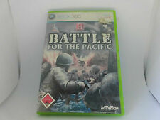 XBOX 360 X box Spiel: Battle for the Pacifc - H History Channel inkl. Handbuch