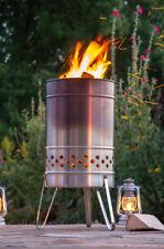 PETROMAX Feuerhand Pyron aus Edelstahl Terassenofen Feuertonne Feuerschale