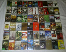 rock indie LOT 60x INDO TAPES NEW cake depeche mode Foo Fighters adema FREE SHIP