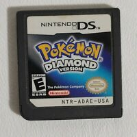 Pokemon Diamond (2007) Version Nintendo DS Authentic Game Cartridge Only