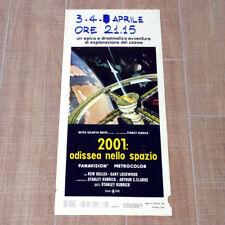 2001: ODISSEA NELLO SPAZIO locandina poster affiche 2001: A Space Odyssey AQ7