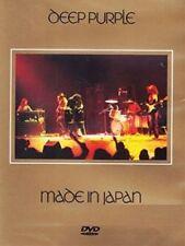 DEEP PURPLE Made In Japan DVD BRAND NEW NTSC Region ALL