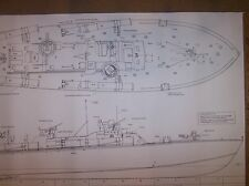 PT 109 elco  boat plans