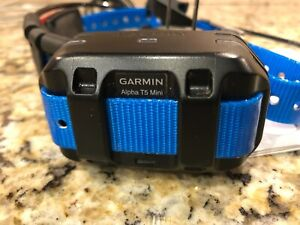 Garmin T 5 GPS Dog Tracking Collar - 010-01041-70 New, without box