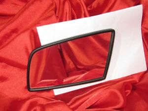 BMW E60 E61 5's LEFT DOOR MIRROR GLASS LH AUTO DIM DIMMING HEATED ELEKTROCHROMIC
