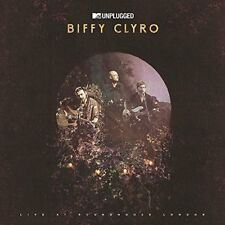 BIFFY CLYRO - MTV UNPLUGGED: LIVE AT ROUNDHOUSE LONDON - NEW CD / DVD
