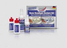 Nano Scheinwerferaufbereitung Scheinwerfer Restoration Headlight Restore Kit