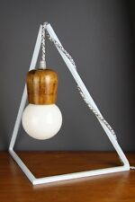 Bed side table lamp stand original metal lamp stand light frame pendant support