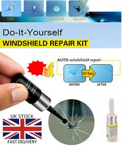 Automotive Glass Nano Repair Fluid Glass Crack Chip Repair Kit 2020