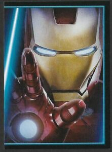 MARVEL - THE AVENGERS - STICKER COLLECTION - No 141 - IRONMAN - By PANINI