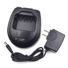 Original Battery Charger for Wouxun KG-UVD1P KG639 KG659 KG669 KG679 KG689 Radio