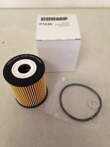 Champ P1026 Oil Filter fits 26320-3CKB0 263203CKB0 CH11934 L18179 WL10033 OX355