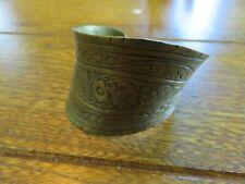 bracelet African cuff