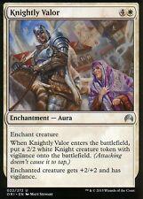 4x Knightly Valor | NM/M | Magic Origins | MTG