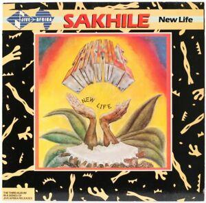 Sakhile , New Life   Vinyl Record/LP *USED*