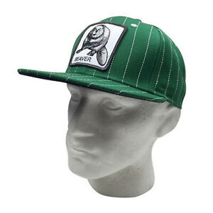 GOORIN BROTHERS Beaver Town 101-5941 Baseball Cap Snapback Hat WOOL Warm New