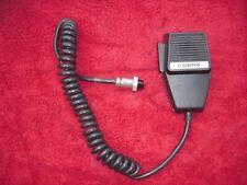 Vintage Cobra CB mike AMC Ford Chevy Mopar RV trailer radio 1