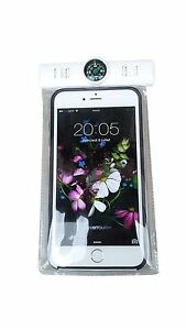 Cover Beach Waterproof Smartphone Etc. (5.5'' Transparent)