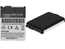 Power Akku für Siemens C35 C35i M35 M35i S35 S35i Handy Accu Batterie