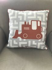 Nursery Decorative Throw Pillow, New With Tags