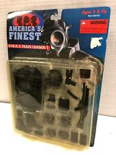 Americas Finest SWAT Team Leader 1 Weapon Set 1/6 Scale New