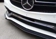 Carbon Frontspoiler Frontlippe Lippe für Mercedes-Benz C-Klasse W205 S205