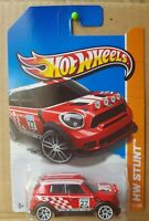 Hotwheels 2013 - Mini Countryman [RED] VHTF NEAR MINT  *12 CARS POSTED FOR $10*